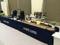 名古屋国際会議場でご用意したケータリングサービスの写真