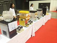 マリンメッセ/福岡国際会議場でご用意したケータリングサービスの写真