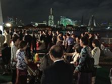 横浜港大さん橋国際客船ターミナルでご用意したケータリングサービスの写真
