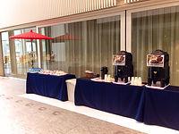 名古屋大学でご用意したケータリングサービスの写真