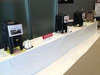 東京ビッグサイトでご用意したケータリングサービスの写真