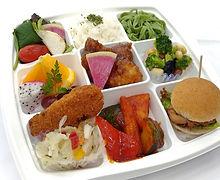 関西 洋食弁当