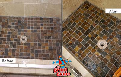 Slip Guard for shower floor