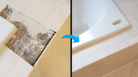 tile replacement and repair
