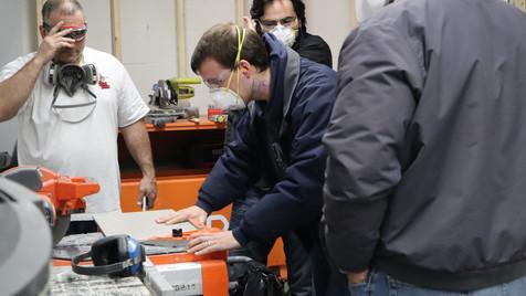 tile grout thinset workshop