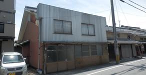 「中山道旧高宮宿沿いの戸建(蔵あり)」を公開、募集開始しました。