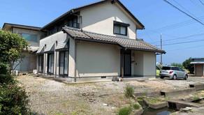 「彦根市南端の田園のまち田附町にある昭和末期と平成築の住宅」を公開、募集開始しました。