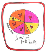 The Law of 168 Hours - Delicious Self-Care, Mini Series, Part 3