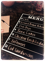 Meal Planning, Uncomplicated