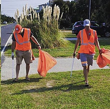 3rdStreet Ambassadors back at it again Cleaning up Folly.jpg