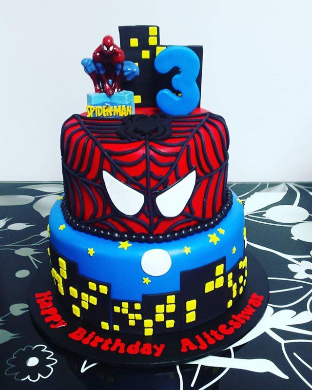 What kid doesn't love a superhero theme.