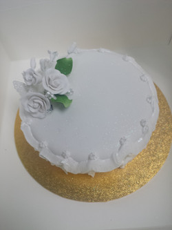 Tower Topper Cake #59