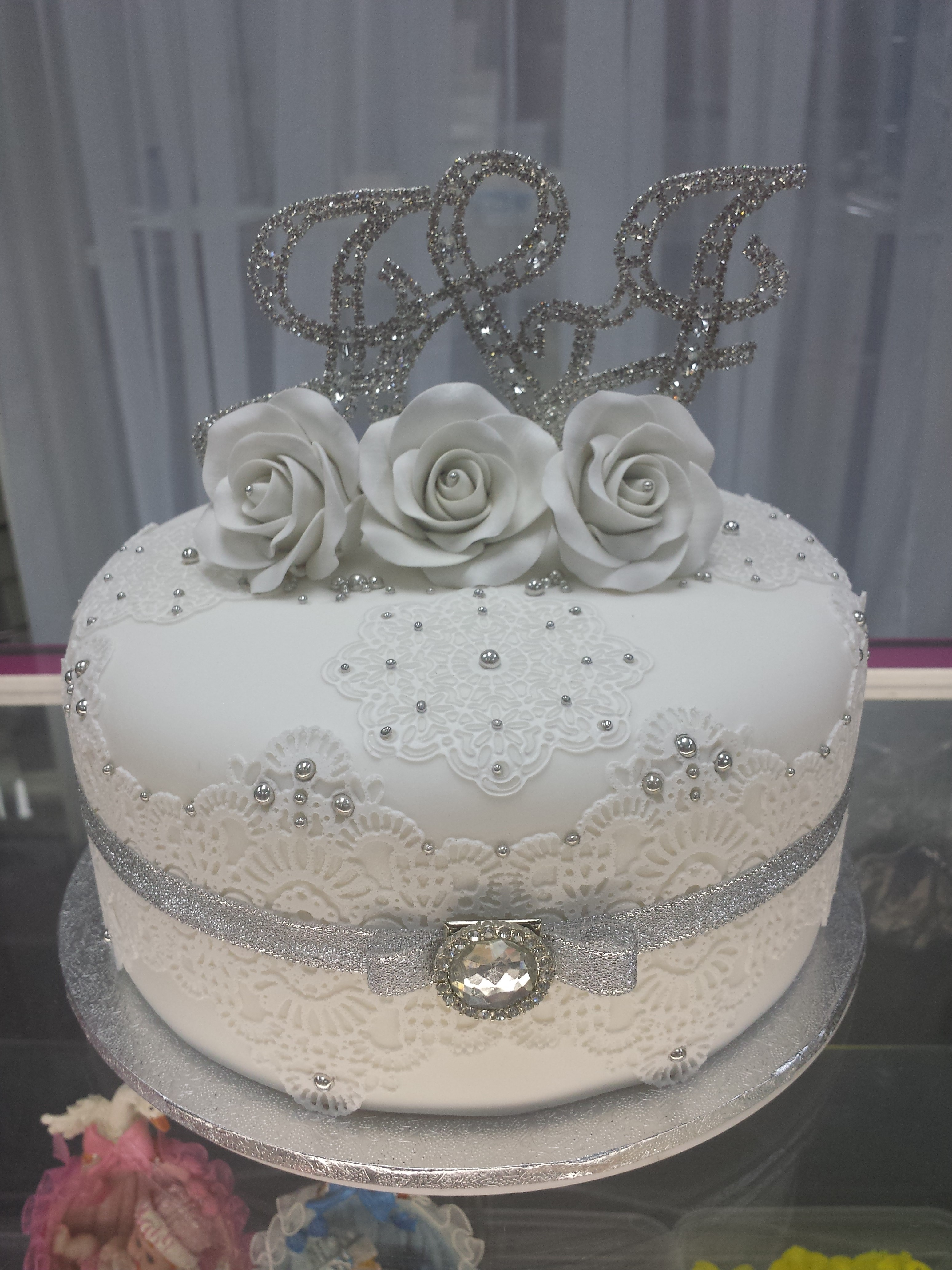 Tower Topper Cake #60