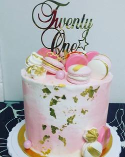 Have a great night!_#cake #cakedecoratin