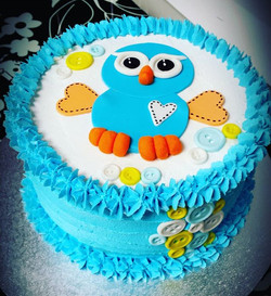 #birthday #birthdaycake #cake #hoot #hoo