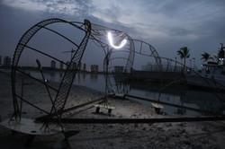 Living Sea Sculpture