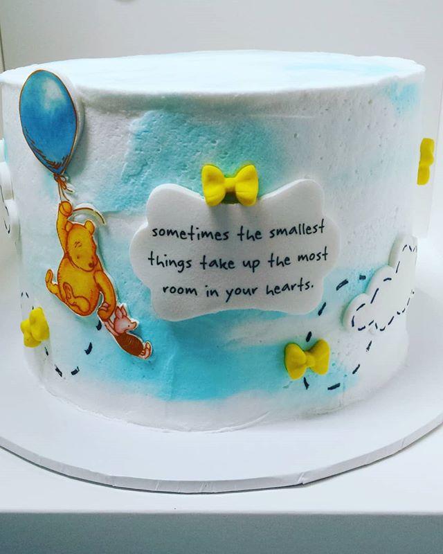 #cakedecorating #cake #babyshowercake #b