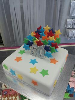 Cake #108 - Stars