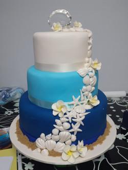 Wedding Cake - Sea - #48