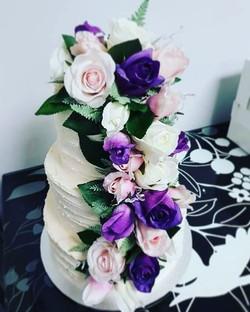 #wedding #weddingcake #cake