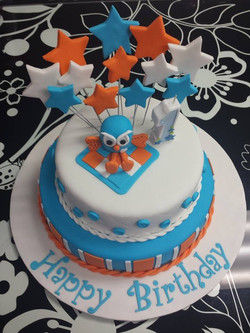 Hoot Cake #12