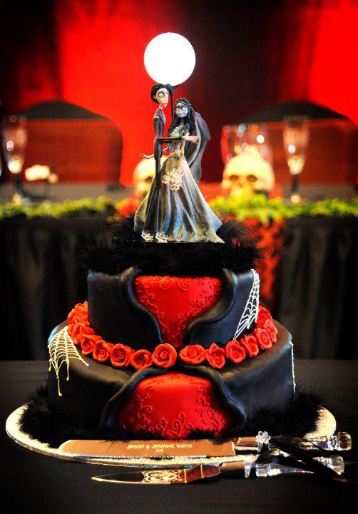 Wedding Cake - Corps Bride #43