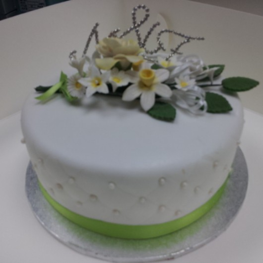 Tower Topper Cake #58