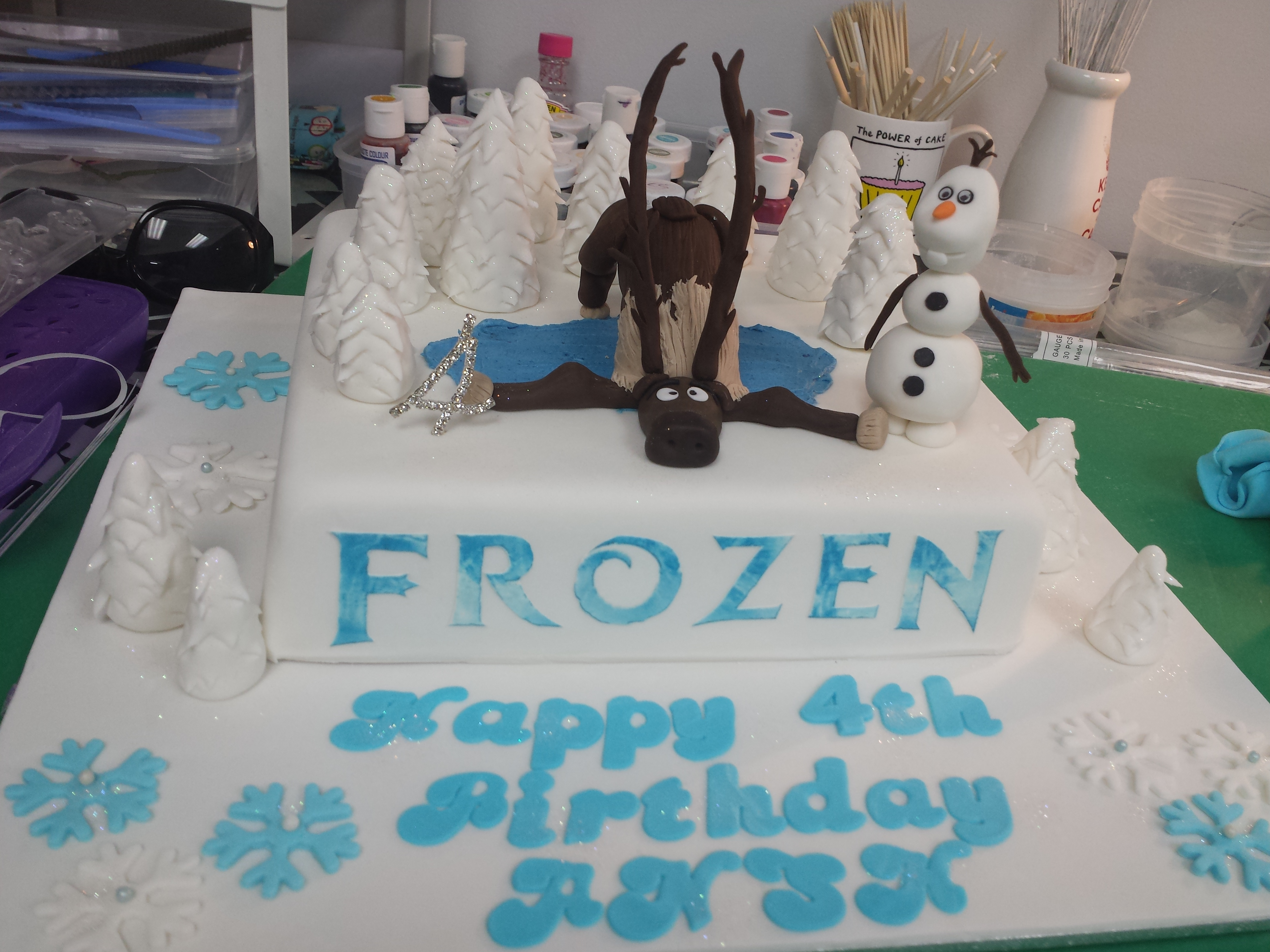 Frozen #13