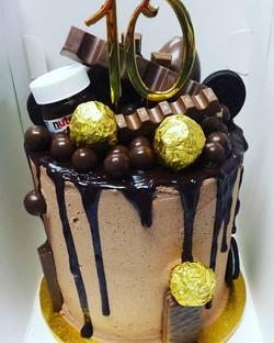Another Chocolate overload__#cakedecorat