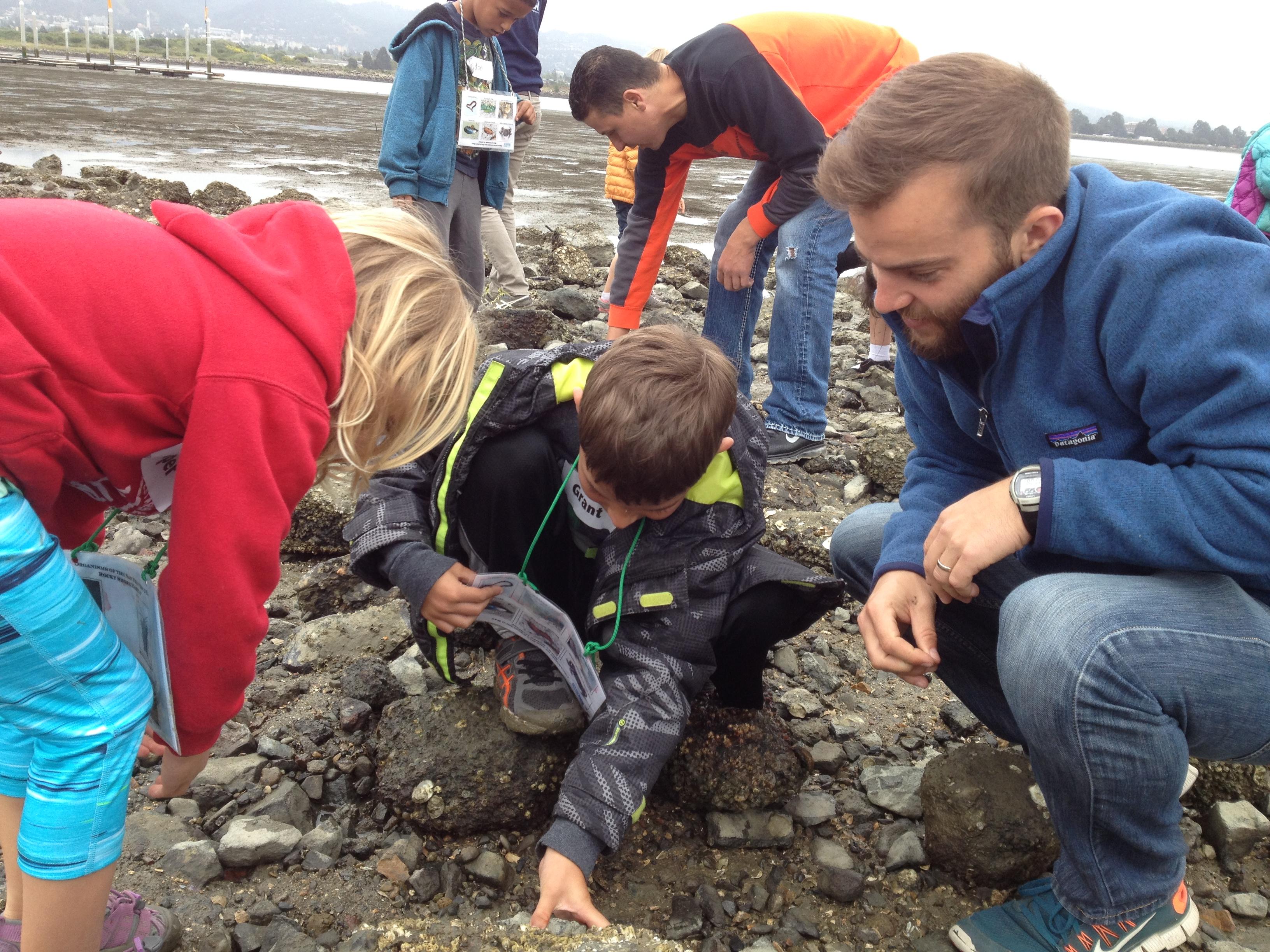 Nate Entrekin & Kids for the Bay