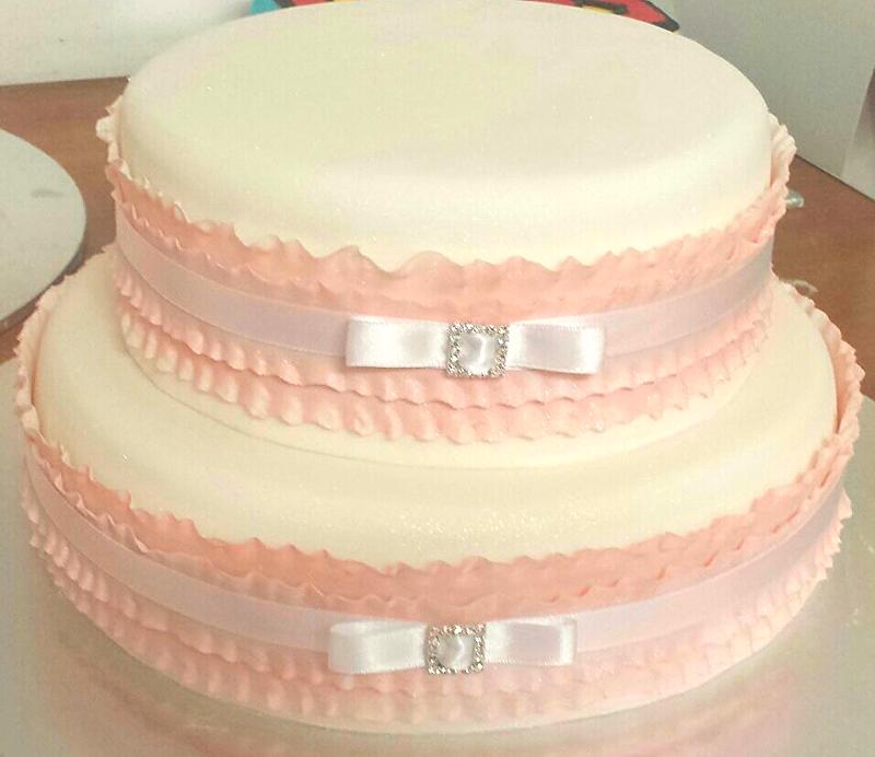 Wedding Cake #34