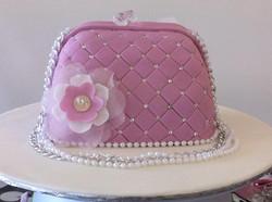 Brides Cake #73
