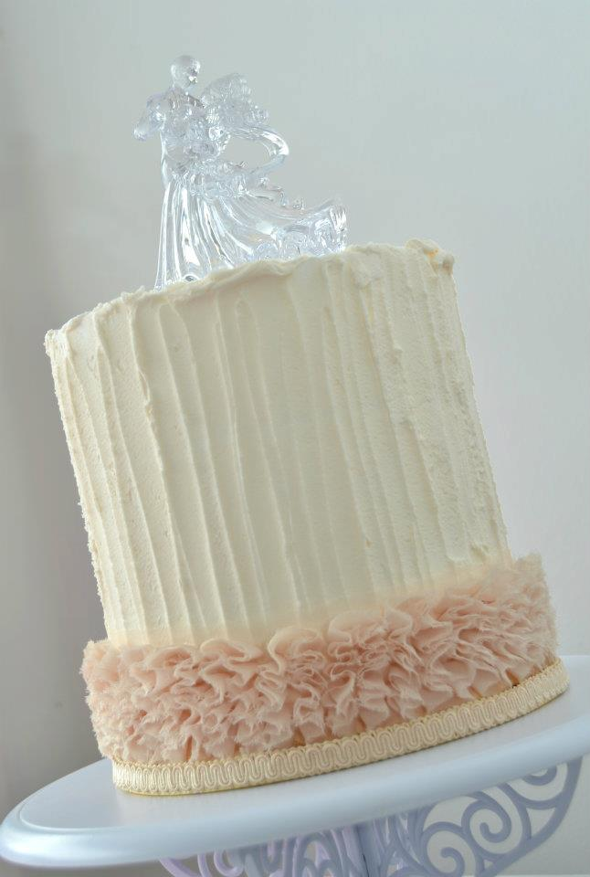 Buttercream Wedding Cake #74