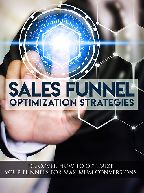 Sales Funnel Optimizition Strategies