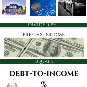 D.T.I. Debt-to-Income Ratio