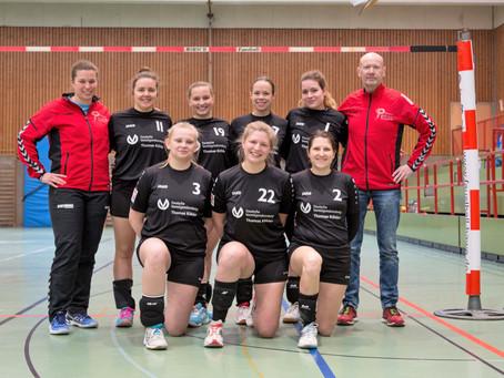 Langener Faustballfrauen ohne Sieg bei den Aufstiegsspielen zur 1. Bundesliga