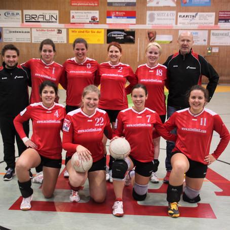 Langener Faustball-Frauen scheitern bei den Aufstiegsspielen zur ersten Bundesliga Süd