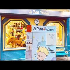 Loja oficial do Pequeno Príncipe
