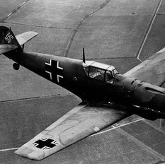 Messerschmitt da Luftwaffe