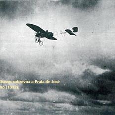 O aviador Edu Chaves