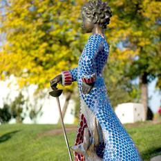 Estátua do Pequeno Príncipe