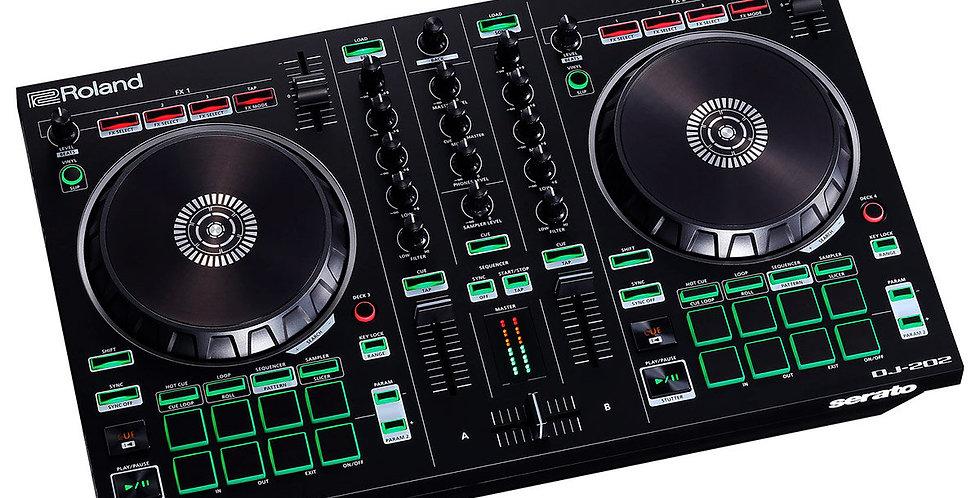 DJ-202 - ROLAND