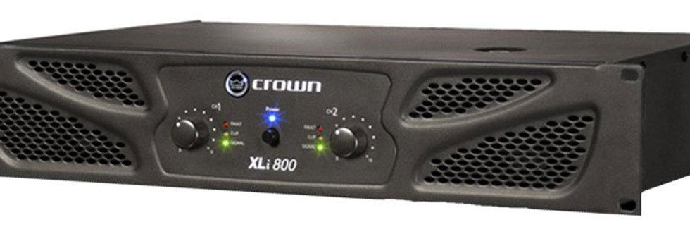 XLI 800 - CROWN AMPLIFICATEUR