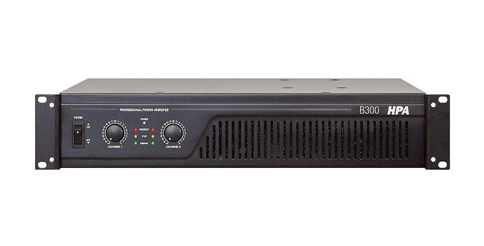 B300 - HPA AMPLIFICATEUR SONORISATION