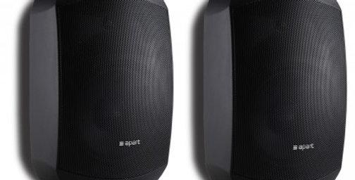 Ensemble de haut-parleurs Hi-Fi pour instal (la paire)