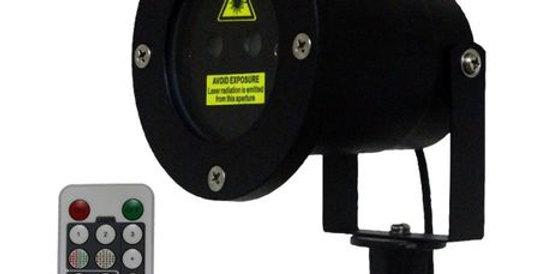 GHOST IP FIRE II laser fixe étanche