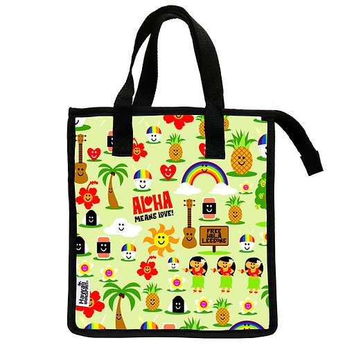 Insulated Hot/Cold Lunch Bag (Small,Medium,Large)