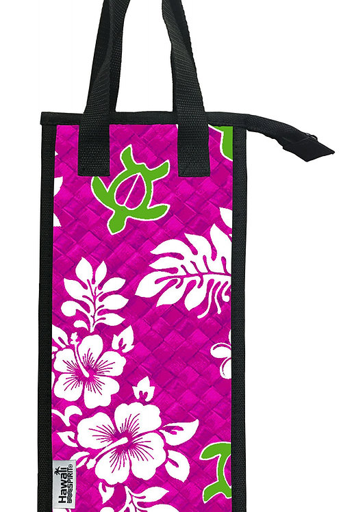 Hawaii Spirit Wine Bottle Insulated Tote H (001)