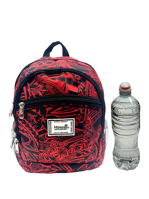 Hawaii Spirit Small Backpack (TP/LT/BP-7045)