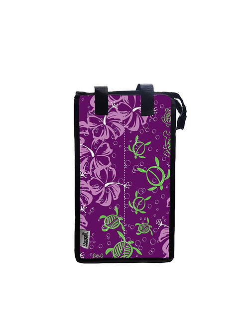 Hawaii Spirit Wine Bottle Insulated Tote 3H (002)